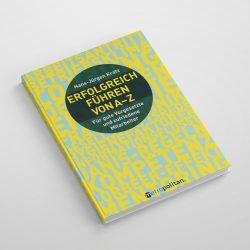 Buch Cover Erfolgreich führen