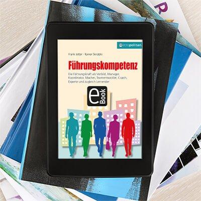 eBook Führungskompetenz Cover