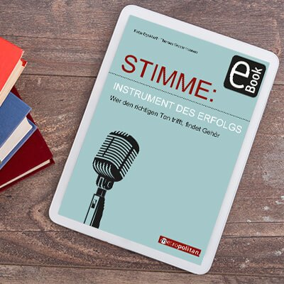 eBook Stimme Cover