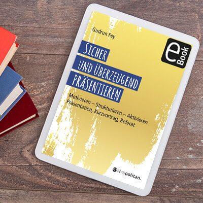 eBook Sicher und überzeugend präsentieren Cover