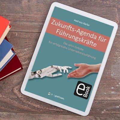 eBook Zukunfts-Agenda für Führungskräfte Cover