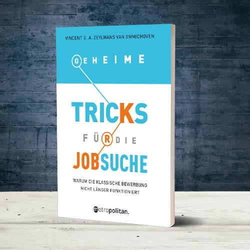 Cover Geheime Tricks für die Jobsuche