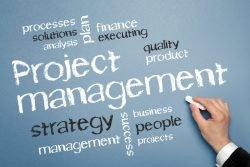 Symbolbild für Projektmanagement international