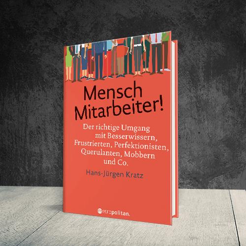 Cover Kratz Mensch Mitarbeiter