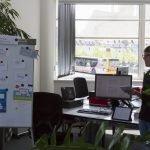 Tag der offenen Tür: Sonja Hassler berichtet über die digitalen Produkte