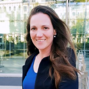 Autorin Stefanie Krahl