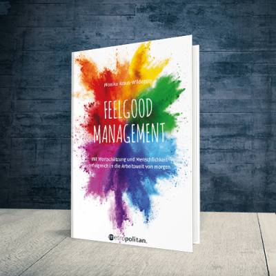 Cover Kraus-Wildegger Feelgood Management
