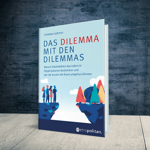 Cover Lebrenz Das Dilemma mit den Dilemmas