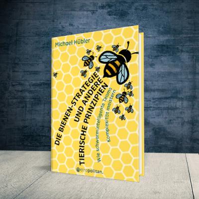 Cover Die Bienen-Strategie