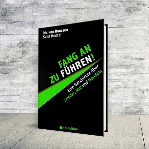 Cover Buch Fang an zu führen