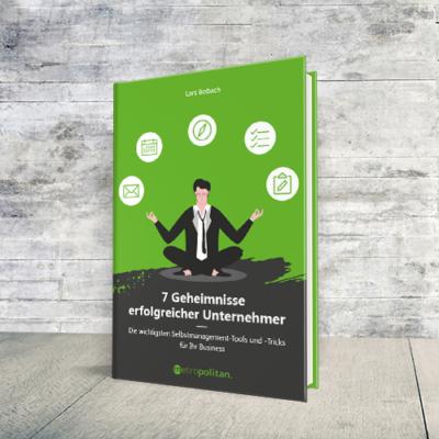 7 Geheimnisse erfolgreicher Unternehmer Lars Bobach Cover