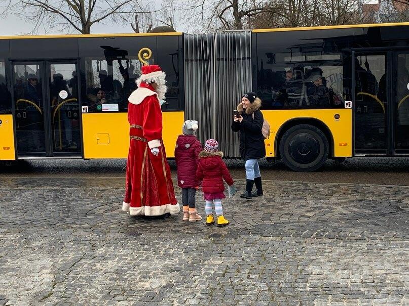 Nikolausaktion 2019 - 2