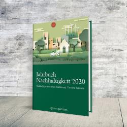 Cover Jahrbuch Nachhaltigkeit 2020 3D