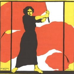 Weltfrauentag Plakat 1914